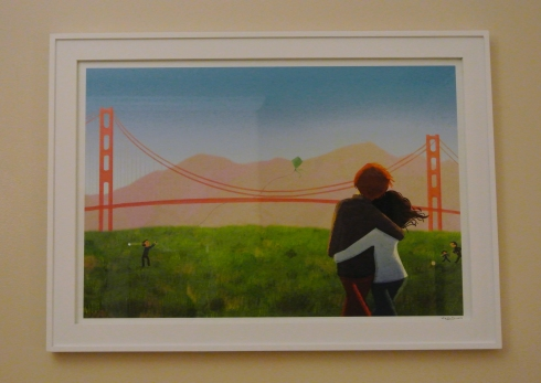 nidhi chanani gg bridge framed