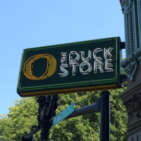 UO ducks store