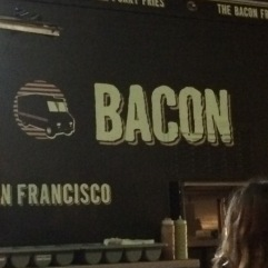 The best damn freshest bacon in town.
