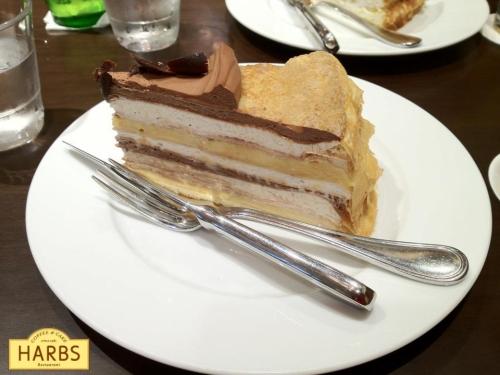 harbs choco crepe cake