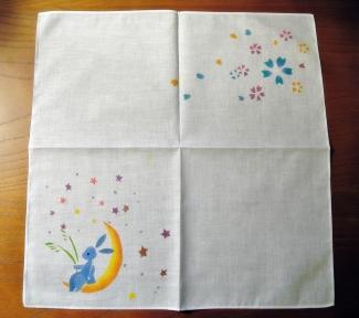 yuzen handkerchief