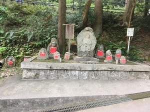 a shrine for women who want to become pregnant, pregnant women, & small children