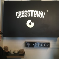 I love the Crosstown logo. It's so cute!