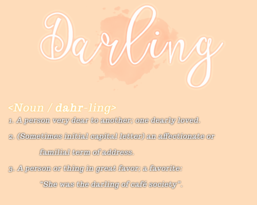 darling-def