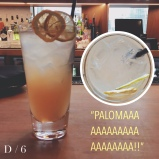 Everywhere I go, I always order a (La) Paloma!