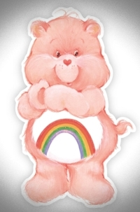 care bear graphic