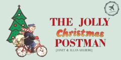 christmas postman book banner