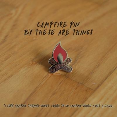 campfire pin