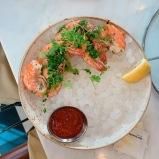 JUMBO shrimp, cocktail