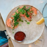 JUMBO shrimp, cocktail