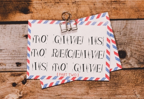 given gift blog banner