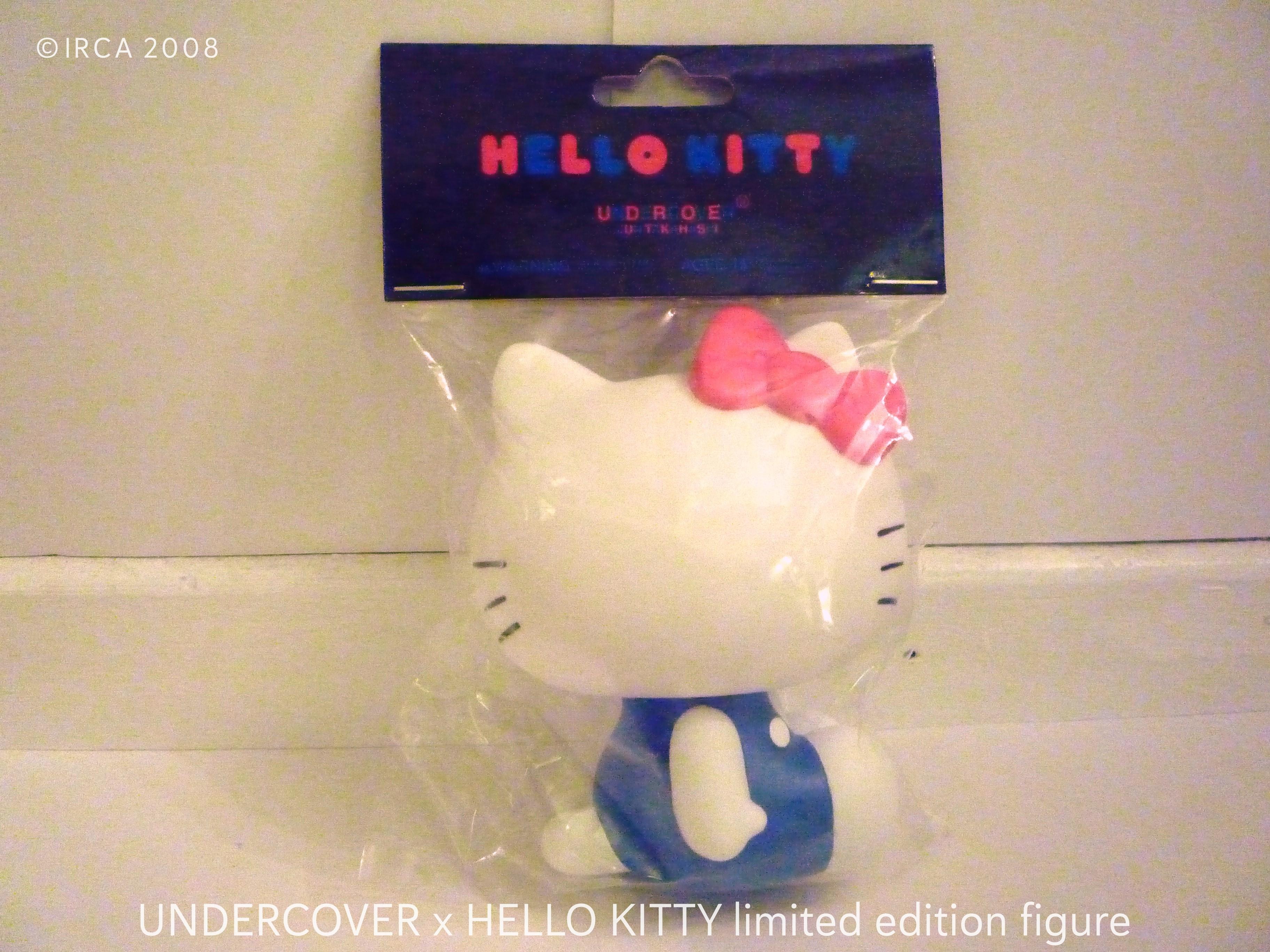 UNDERCOVER x Hello Kitty vinyl figure1