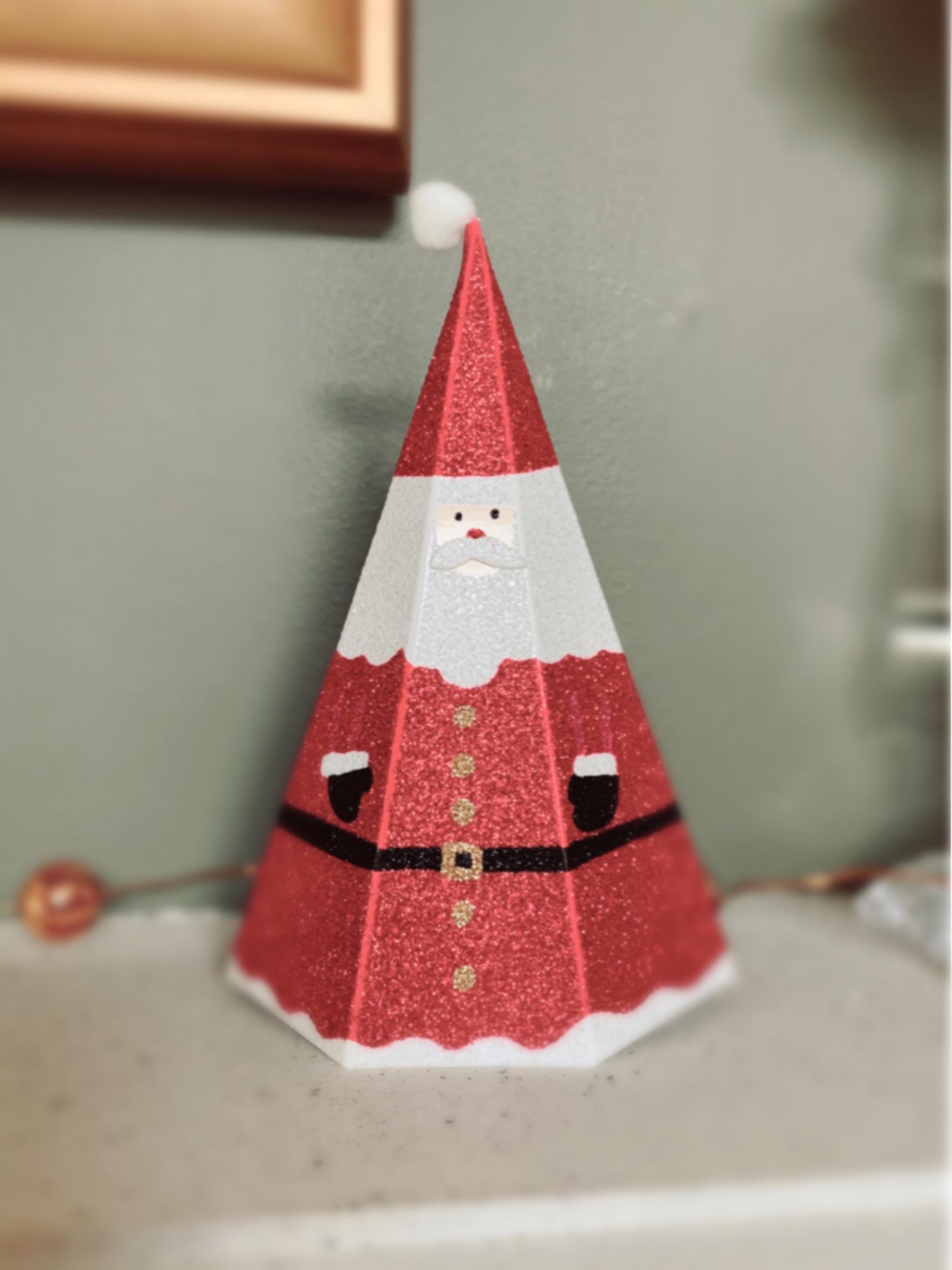 Santa cone.JPG